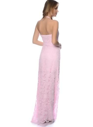 House Of Camellia Elbise Sarı